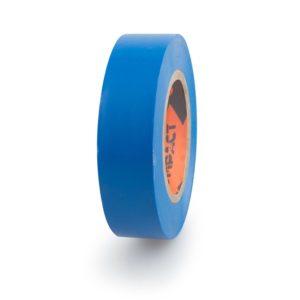 Cinta Aislante Pvc 10x19 Compact Azul