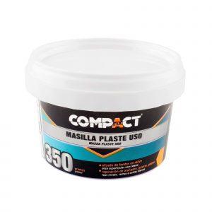 Masilla Plaste Uso Compact 350 G.