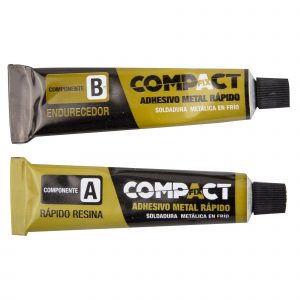 Adhesivo Compact 21 Sold.Met.Frio 30min.