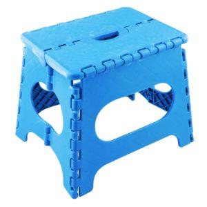 Taburete Plastico Plegable Al. 27cm