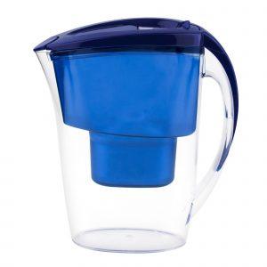 Jarra Agua Filtrada Azul 2.4 L