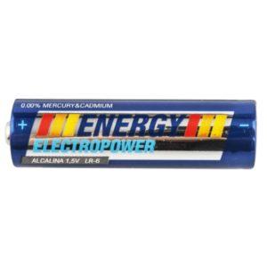 Pila Energy Alcalina Lr06-Aa Retr.4u.