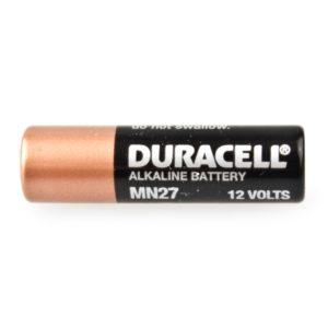 Pila Duracell Alcalina Mn27 Bl.1