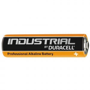 Pila Duracell Industrial Lr06-Aa 10 U