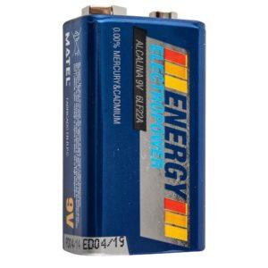 Pila Energy Alcalina 6lf22-9v Bl.1u.