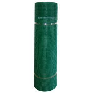 Malla Plast.Alfa Verde 9 Mm. 1x25 M.